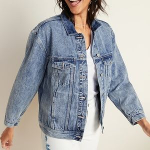 Old Navy Boyfriend Jean Jacket